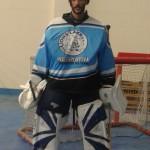 Completi professionali per portiere hockey inline