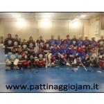 Partita di hockey in-line (3 febbraio 2018)