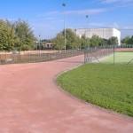 pista pattinaggio Centro sportivo Castelnuovo D/G