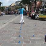 """Spettacolo in Piazza davanti al porto di Desenzano d/G """"ANDREA JAM"""""""