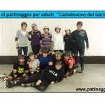 corso di pattinaggio e freestyle per adulti Castelnuovo del Garda VR