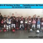 Squadra bambini/ragazzi hockey in-line Castelnuovo del Garda VR