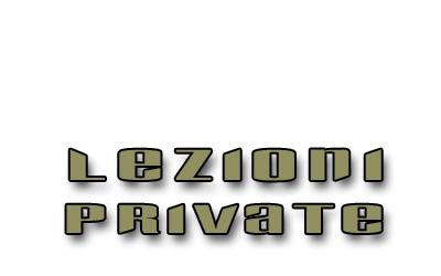 Lezioni private personalizzate su prenotazione